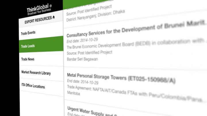 World Trade Webcast: Export Resources App